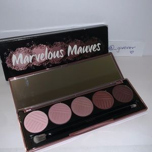 Marvelous Mauves Dose of Colors Eyeshadow Palette